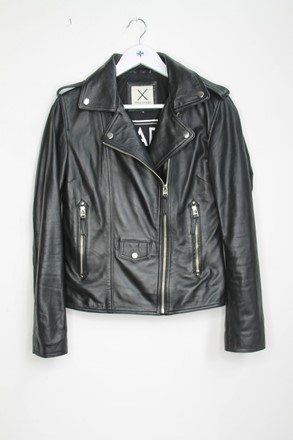 Each Other Leather Jacket Women orig020