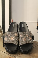 Liu Jo Sparkle Slides Sandals reslu-492