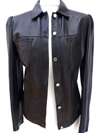 Prada Leather Jacket pra-u11
