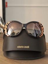 Roberto Cavalli Leopard Print Sunglasses reslu-565