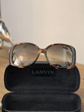 Lanvin Sunglasses with case reslu-485