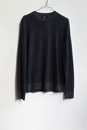 Theory Jumper Navy reslu-599