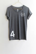 Cross Hatch Grey T Shirt Women relu-265