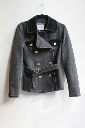 Moschino Jacket Vintage relu-39