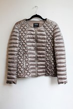 Bomboogie Metallic Padded Jacket relu-234