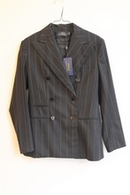 Ralph Lauren Black Pinstripe Jacket RalphLauren_bpj1