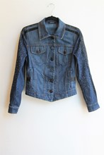 Rocco Barocco Denim Jacket reslu-566
