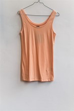 B Young Tank Top Apricot relu-223