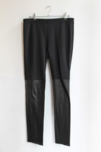 Vince Leather Ponte Leggings reslu-620
