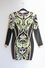 New Pop Collection Bandage Dress reslu-527