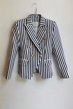 Balmain Style Jacket Stripe balm-e116