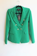 Attentif Green Blazer NEW relu-219