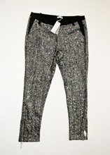 ST Sequin stretch Trousers reslu-577