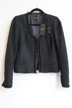 Maison Scotch Chanel Style Boucle Box Jacket NEW reslu-504