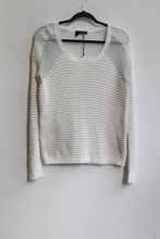 The Kooples Cotton Sweater NEW reslu-597