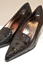 Armando Arcangeli Black Patent Shoe relu-21
