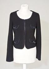 Flamant Rose Black Jacket reslu-416