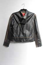 Pure Originals Faux Leather Jacket reslu-550