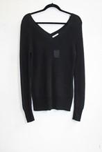 Calvin Klein Black Jumper relu-240