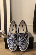 Made In Italy Animal Print Vans reslu-502
