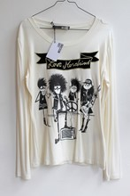 Moschino Rock Band Long Sleeve T NEW relu-44