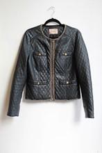 Internacionale Faux Leather Jacket reslu-448
