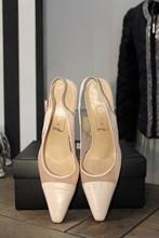 Gina Mesh Sling Back Shoe reslu-432