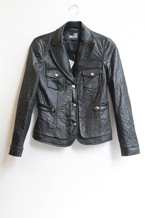 Moschino Quilted Jacket NEW relu-42