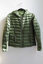Bomboogie Green Padded Jacket relu-233