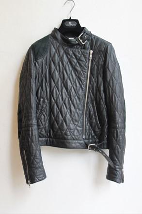 Alexander McQueen Leather Jacket relu-206