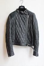 Alexander McQueen Leather Jacket relu-206