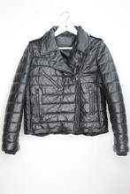 Alexander Wang Women Quilted Leather Jacket orig016
