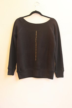 Om and Ah Cosy Pullover Rumi am0h208
