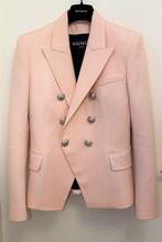 Balmain Jacket Pale Pink NEW balm-e111