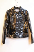 Calvin Klein Patent Jacket relu-242
