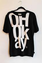 """Converse """"Oh Okay"""" Sweat Shirt NEW relu-260"""