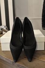 LK Bennett Suede Court Shoes reslu-493