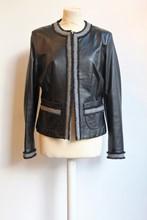 Olsen Leather Jacket reslu-535