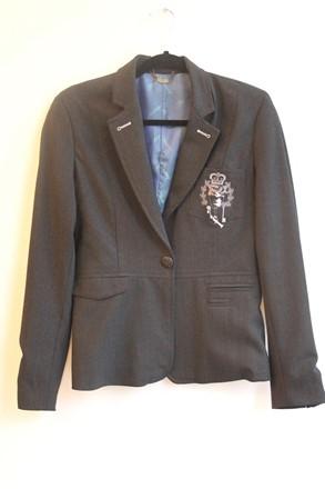 Firetrap Varsity Jacket reslu-415
