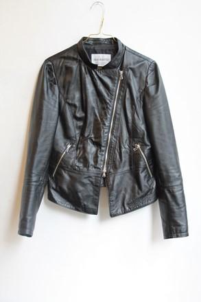 Mangotti Leather Jacket reslu-506