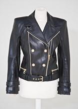 Balmain Leather Jacket for H&M balm-e113