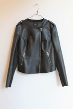 Guess PU Leather Jacket NEW reslu-439