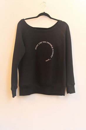 Om and Ah Cosy Pullover Shine am0h209