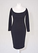 Maiocci Black Dress reslu-503