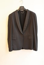 Paul Smith Black Dinner Jacket reslu-543