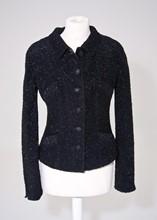 Armani Collection Black wool jacket relu-22